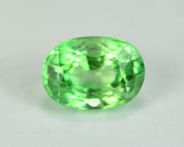 1.46 Cts SI Beautiful Natural Rare Mint Color Kornerupine
