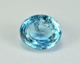 2.60 Cts SI Beautiful Natural Aquamarine