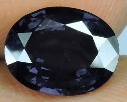2.00 CTS AWESOME BURMESE NATURAL GRAY SPINEL COLLECTION NR