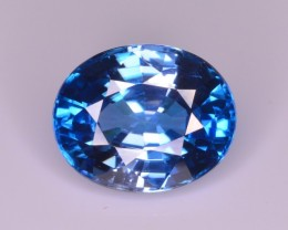 4.30 CT NATURAL TOP QUALITY UNTREATED COMBODIAN ZIRCON