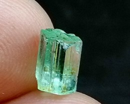 1.70CT Natural - Unheated Green  Emerald Crystal