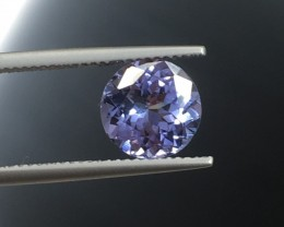 3.06CT PERFECT SHAPE TANZANITE GEMSTONE
