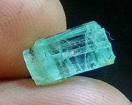 2.70CT Natural - Unheated Green  Emerald Crystal