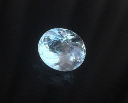 3.02 CTS  NATURAL AQUAMARINE
