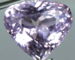7.50 CT ASTONISHING 100% NATURAL UNTREATED TOP FIRE KUNZAITE PAKISTAN