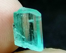 1.90CT Natural - Unheated Green  Emerald Crystal