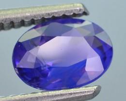 1.45 ct Purple Kashmir Sapphire SKU.4