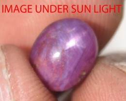 4.85 Carats Star Ruby Beautiful Natural Unheated & Untreated