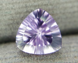 1.24Crt Natural Amethyst Faceted Gemstone (R 62)