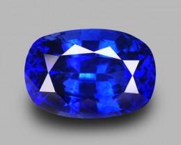 3.34 Cts Beautiful Natural Srilankan Royal Blue Sapphire