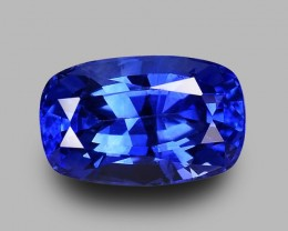 1.72 Cts Sparkling Lustrous Natural Sri Lankan Blue Sapphire