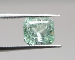 Natural Emerald - 1,17 ct - Gemstone