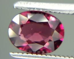 1.24 Crt Natural Rhodolite Garnet Faceted Gemstone (M 62)