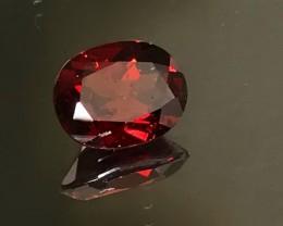 2.50ct Red Mozambique Garnet