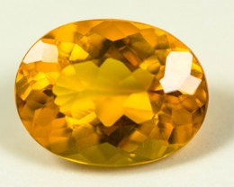 Yellow Citrine 15.50 ct Brazil