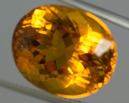 Orange Citrine 20.24 ct Brazil