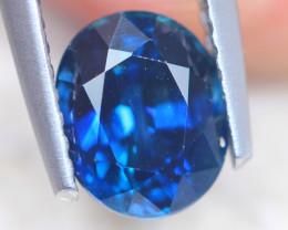 1.75ct Natural Blue Sapphire Oval Cut Lot D521