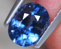 1.28ct Natural Blue Spinel Oval Cut Lot D549