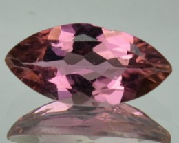 Natural Sweet Pink Tourmaline Marquise Cut Mozambique Gem