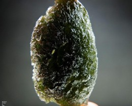 Big Moldavite - Certified