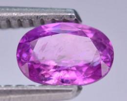 1.00 ct Purple Sapphire SKU.4