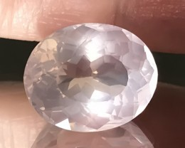 12.26ct Stunning South African Rose Quartz Gem VVS No Reserve