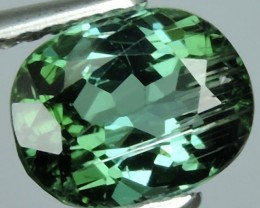 1.70 CTS  AMAZING NATURAL RARE LUSTROUS GREEN-TOURMALINE