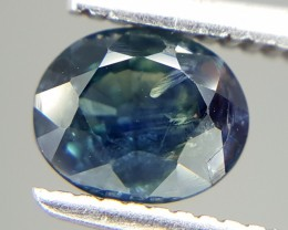 0.78 Crt Natural Sapphire Faceted Gemstone (M 66)