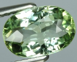 1.90 Cts GENUINE NATURAL ULTRA RARE TOP MINT GREEN TOURMALINE
