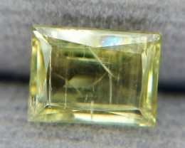 1.76Crt Natural Diaspore Color Change Faceted Gemstone (R 66)