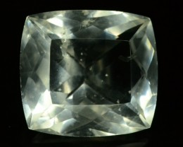Rare 6.30 ct Natural Kunar Pollucite Collector's Gem