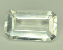 Rare 3.30 ct Natural Kunar Pollucite Collector's Gem