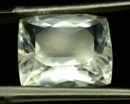 Rare 4.95 ct Natural Kunar Pollucite Collector's Gem