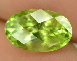 4.30ct Natural Green Peridot