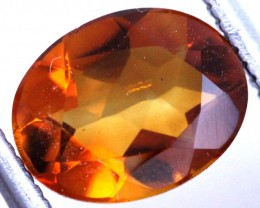 1.8 CTS CITRINE NATURAL FACETED CG-2254