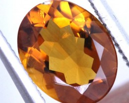 1.55 CTS CITRINE NATURAL FACETED CG-2262