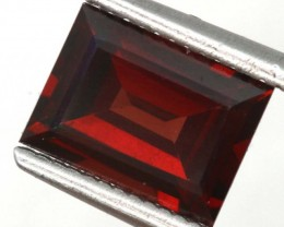 2.2CTS GARNET FACETED STONE PG-2323