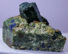 1660Ct Unheated ~ Natural  Superb Green Diopside Specimen