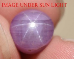 7.53 Ct Star Ruby CERTIFIED Beautiful Natural Unheated & Untreated