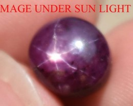 8.33 Ct Star Ruby CERTIFIED Beautiful Natural Unheated & Untreated