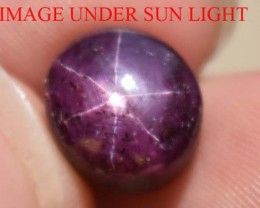 9.67 Ct Star Ruby CERTIFIED Beautiful Natural Unheated & Untreated