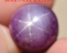 33.25 Ct Star Ruby CERTIFIED Beautiful Natural Unheated & Untreated