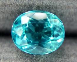 0.61Crt Natural Apatite Faceted Gemstone (R 67)