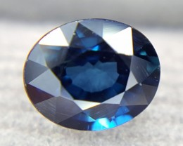 0.74Crt Natural Sapphire Faceted Gemstone (R 67)