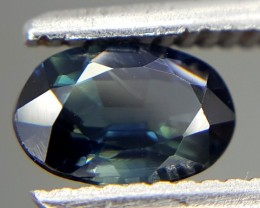 0.60 Crt Natural Sapphire Faceted Gemstone (M 67)