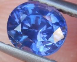 1.37cts Ceylon Sapphire,, VVS1 Eye Clean, Heat Only