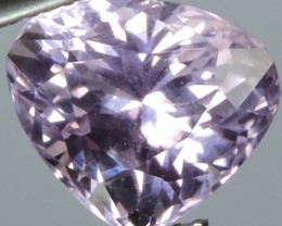 4.05 CTS EXCELLENT NATURAL ULTRA RARE LUSTER PINK KUNZAITE  NR!!!