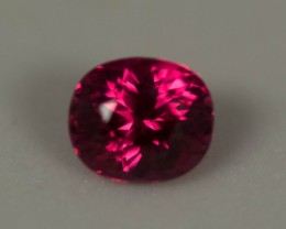 Red Spinel 0.48 ct Tanzania GPC Lab
