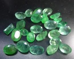 22.70cts  Emerald Parcel, 100% Natural Gemstone