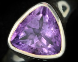 6.5 SIZE AMETHYST RING -FACTORY DIRECT  [SJ4712]6